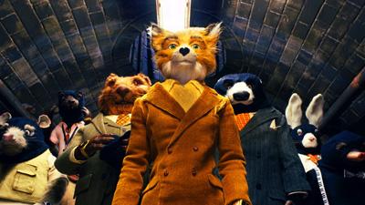 『ファンタスティック Mr.FOX』