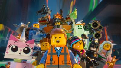 『LEGO®ムービー』