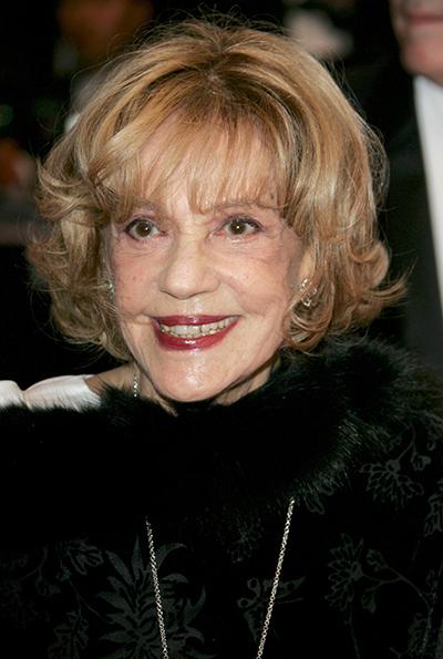 追悼:ジャンヌ・モロー