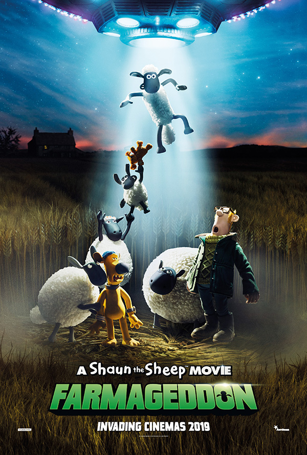 『A Shaun the Sheep MOVIE: FARMAGEDDON(原題)』